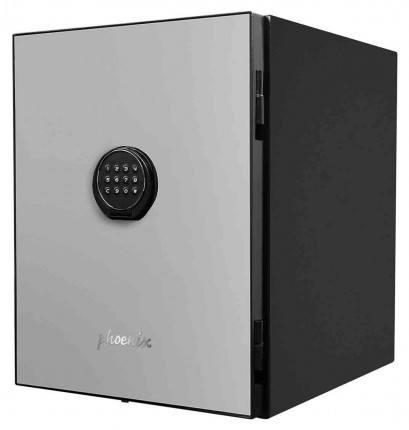 Phoenix Spectrum LS6001ELG Digital L/Grey 60 min Fire Safe