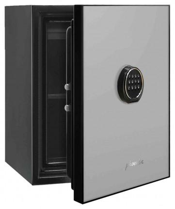 Phoenix Spectrum LS6001ELG Digital L/Grey 60 min Fire Safe - door ajar