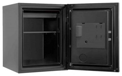 Phoenix Spectrum LS6001ELG Digital L/Grey 60 min Fire Safe - door open