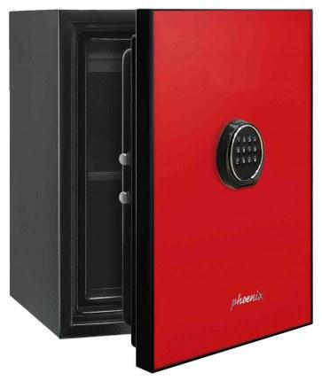 Phoenix Spectrum LS6001ER Digital Red 60 min Fire Safe  2