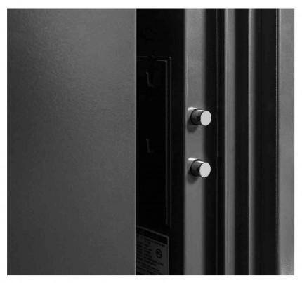 Phoenix Spectrum Plus LS6011FB Titanium Black Luxury Fire Security Safe door bolts