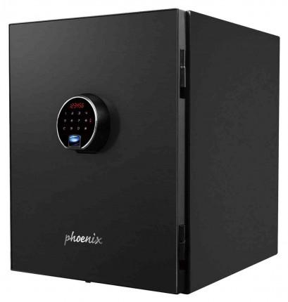 Phoenix Spectrum Plus LS6011FB Titanium Black Luxury Fire Security Safe