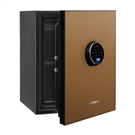Phoenix Spectrum Plus LS6011FG Champagne Gold Luxury Fire Security Safe