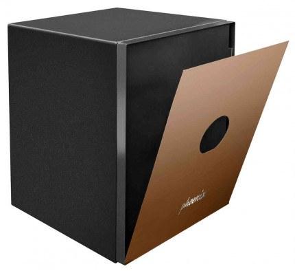 Phoenix Spectrum Plus LS6011FG Gold 60 min Fire Safe change door trimundy 60 min Fire Safe change door colour