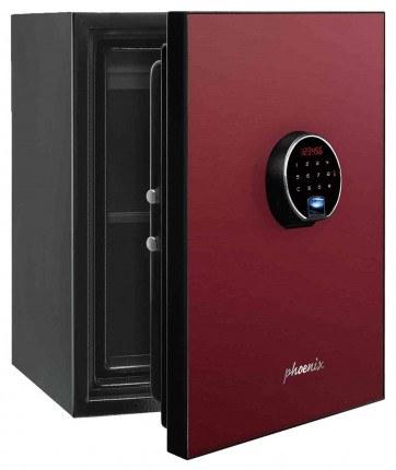 Phoenix Spectrum Plus LS6011FR Burgundy 60 min Fire Safe