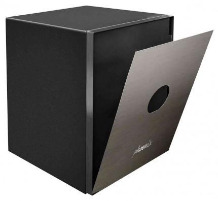 Phoenix Spectrum Plus LS6012FS Metallic Silver - easy toi change door colour