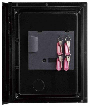Phoenix Spectrum Plus LS6012FB Titanium 90 min Fire Safe - interior