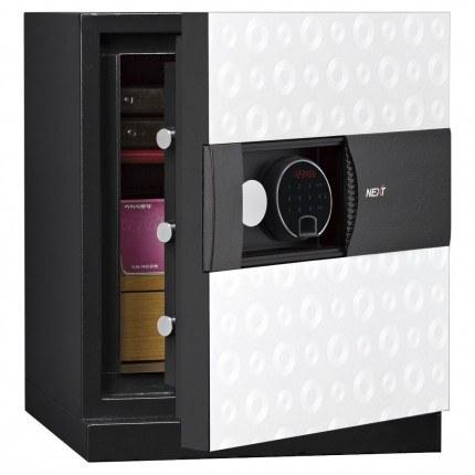 Phoenix Next LS7001FW Luxury White 60 mins Fire Security Safe - door ajar