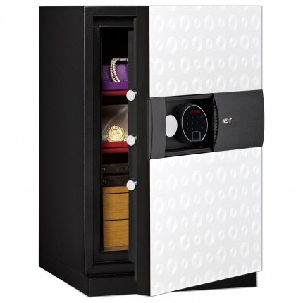 Phoenix Next LS7002FW Luxury White 60 mins Fire Security Safe