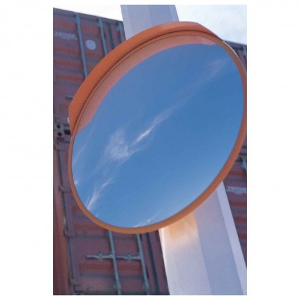 Securikey M16066C Stainless Steel Blindspot Mirror 600mm