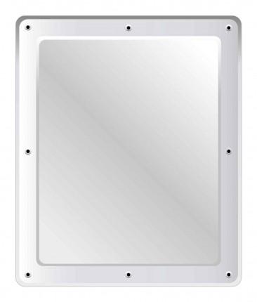 Securikey M17265R Flat Polycarbonate Vanity Mirror 600x500mm