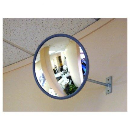 Securikey M18020J Interior Acrylic Convex Wall Mirror 300mm - Industrial Use