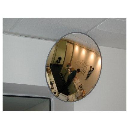 Securikey M18020J Interior Acrylic Convex Wall Mirror 300mm - Public Buildings