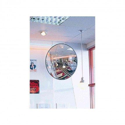 Securikey M18108J Interior Acrylic Convex Wall Mirror 900mm - Public Building