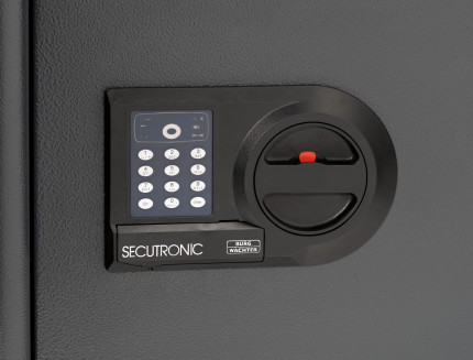 Burg Wächter Magno MT540E Eurograde 0 Electronic Digital Lock Detail