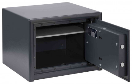 Burg Wächter Magno MT520E Eurograde 0 Electronic Safe - door open