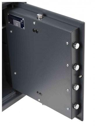 Burg Wächter Magno MT540E Eurograde 0 Electronic Safe - 3 way security door bolts