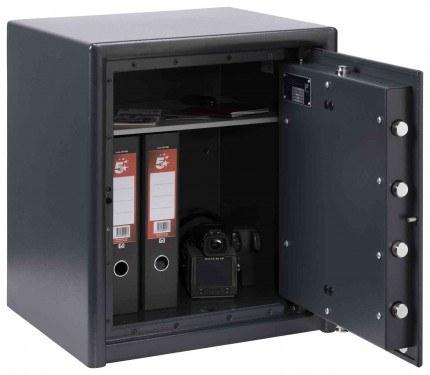 Burg Wächter Magno MT540E Eurograde 0 Electronic Safe - door open