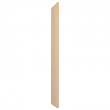 Probe Maple TimberBox MDF Woodgrain Locker Side Panel