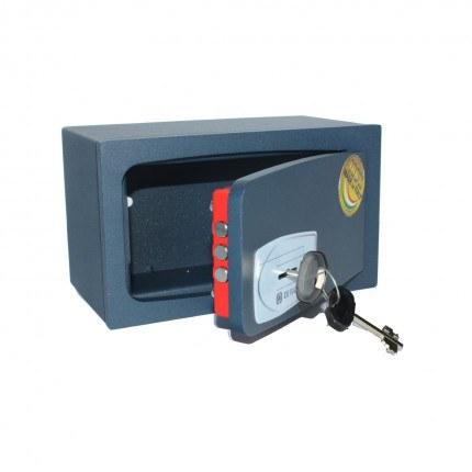 Technomax MB-0 Mini Security Wardrobe Safe - open with keys
