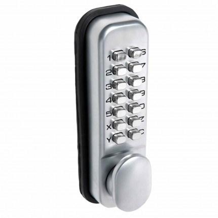 Mechanical Push Button Lock