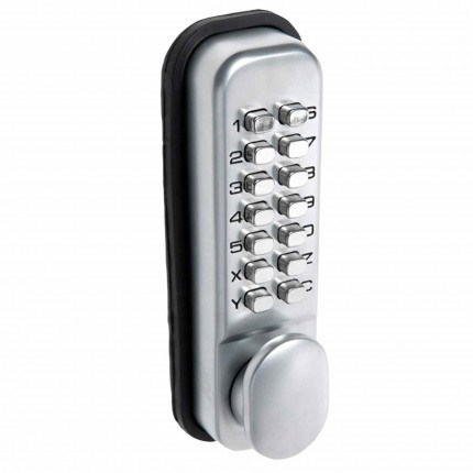 Keysecure Push Button Slam Shut Lock