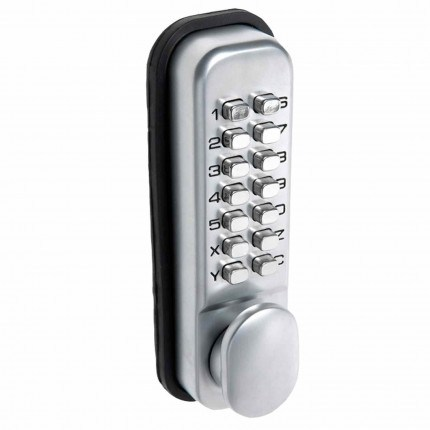 Standard Push Button lock for the KSE100C-MD
