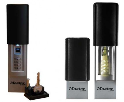 Master Lock 5404 Key Safe | LED Light | Number Lock | Safe