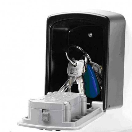 Large Digital Key Box - Master Lock 5412D
