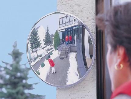 Moravia Spion 400mm Diameter Acrylic Convex Mirror