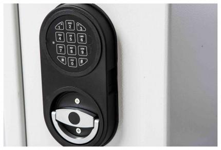 De Raat Protector MP1E £2000 Electronic Deposit Safe - electrionic lock