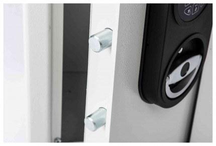 De Raat Protector MP1E £2000 Electronic Deposit Safe - side bolts