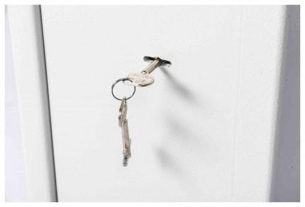 Protector MP1 Day Deposit Safe - Key Lock Detail