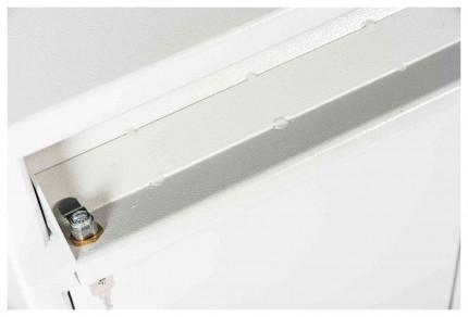 De Raat Protector MP2K £2000 Cash Deposit Safe - hopper key lock