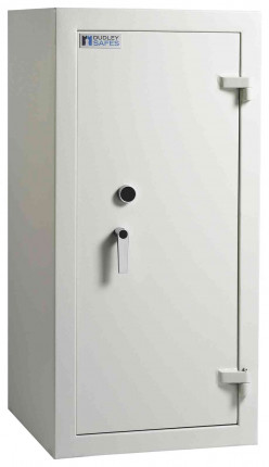 Dudley Multi Purpose Security Storage Cabinet Size 3 - door closed