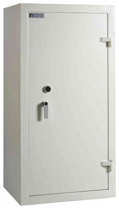 Dudley Multi Purpose Large Key Locking Security Storage Cabinet Size 4 - Door closed