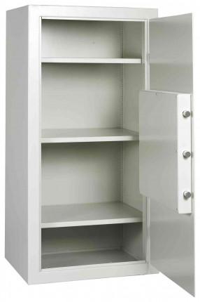 Dudley Multi Purpose Large Key Locking Security Storage Cabinet Size 4 - door open