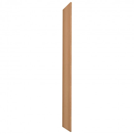 Probe Oak TimberBox MDF Woodgrain Locker Side Panel