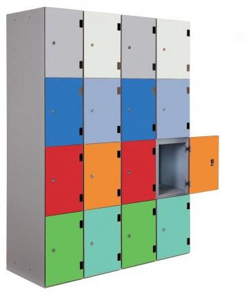 Probe Overlay Laminate Door Hinge Lockers