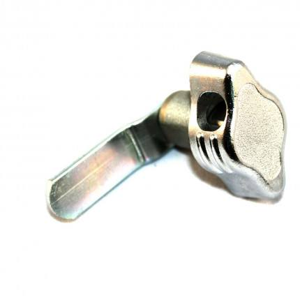 Keysecure Padlock Hasp Cam Lock for Key Cabinets