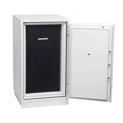 Phoenix Data Commander DS4621E 2 Hour Fire Data Safe - door wide open