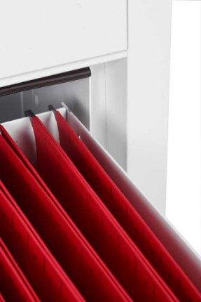 Phoenix Electronic Lock Lateral Firefile FS2414E 4-Dwr 60 mins - filing drawer