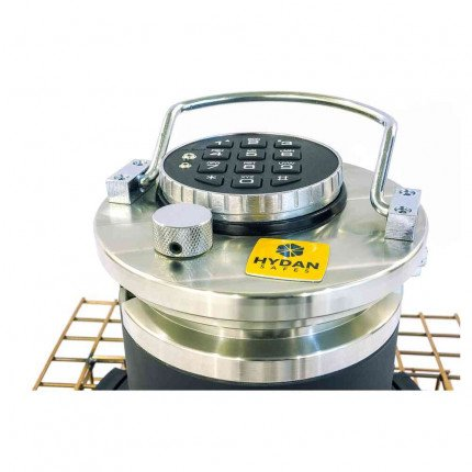 "Hydan Platinum Size 2 £35,000 Rated 12"" - Electronic Lock detail"