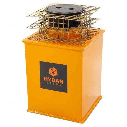 "Hydan Platinum Size 3 £35,000 Rated 15"" Round Door Floor Safe - body only"