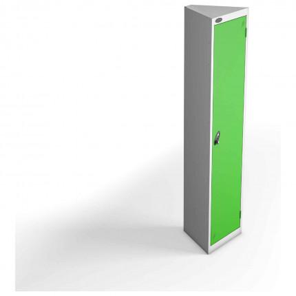 Probe 7 Door Steel Locker showing the 1 locker seed seperately