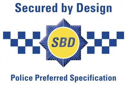 Burton Till safe is approved by Secured By Design