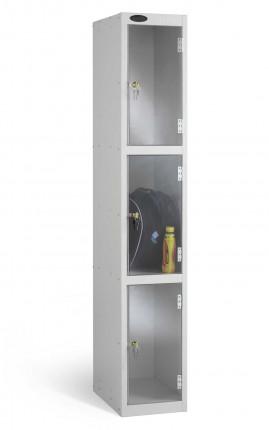 Probe Security Clear View 3 Door Locker 305x305