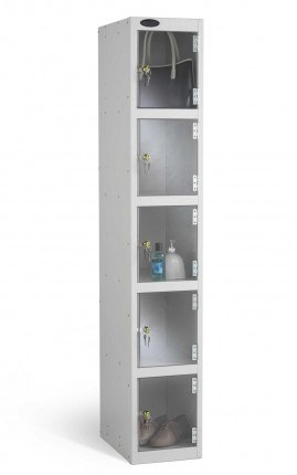 Probe Security Clear View 5 Door Locker 305x305