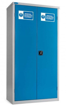 Probe PPE-I Cupboard/Wardrobe PPE Storage closed door