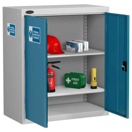 Probe PPE-K Low Double Door PPE Steel Storage Cabinet